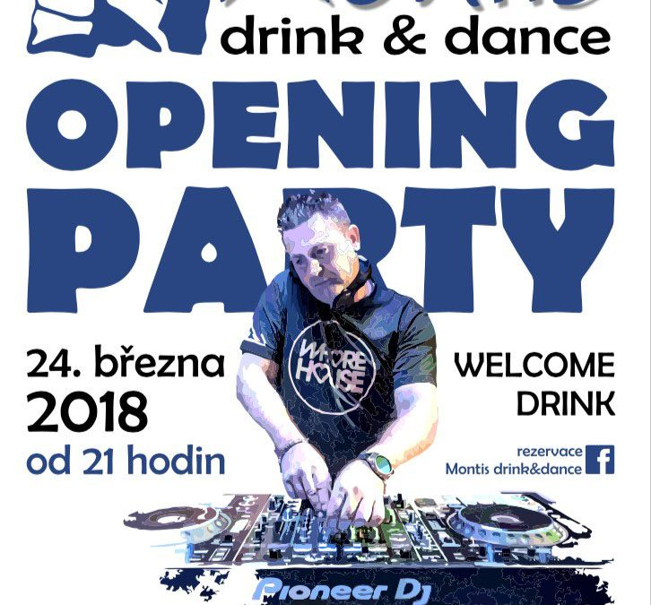 Montis Hejnice – Grand Opening party