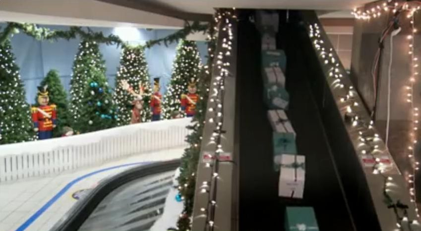 frekvence o vánocích