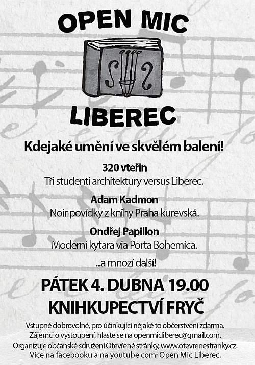 Open_Mic_Liberec_duben