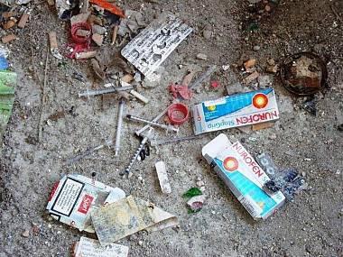 Drogy jsou i v odpadních vodách