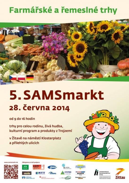 Plakat_SAMSmarkt