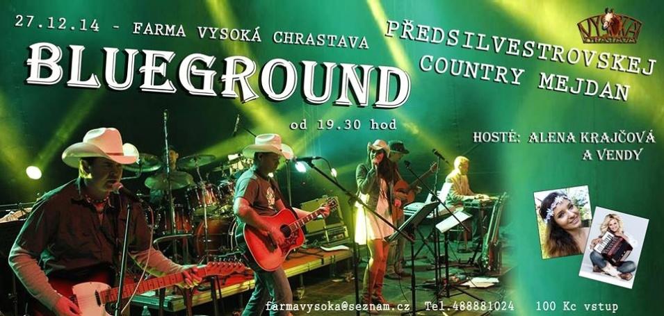 Blueground band 27.12.2014