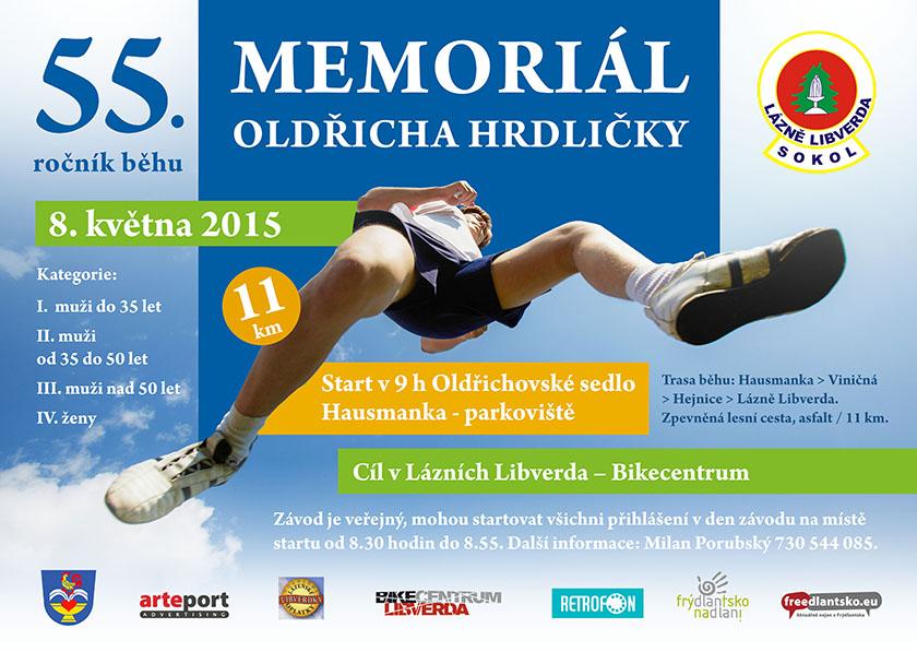 Memoriál Oldřicha Hrdličky / 55. ročník