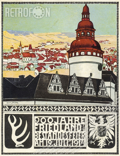 Poster Frýdlant
