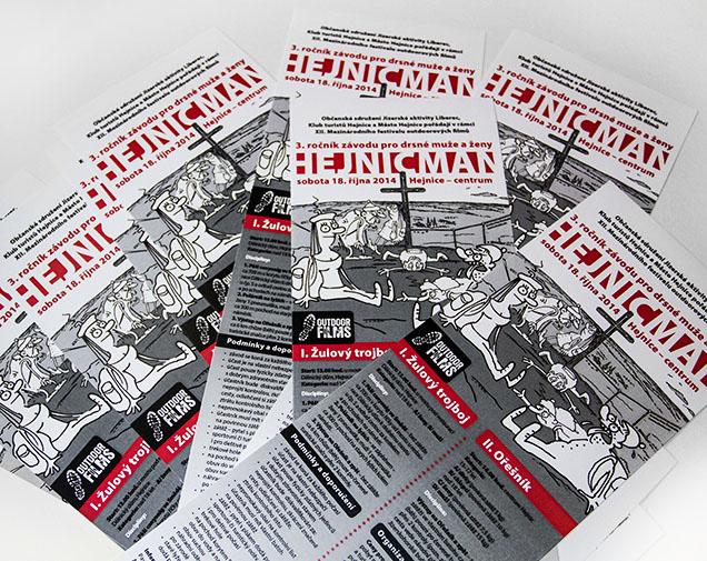 Tisk plakátů včetně grafického zpracování