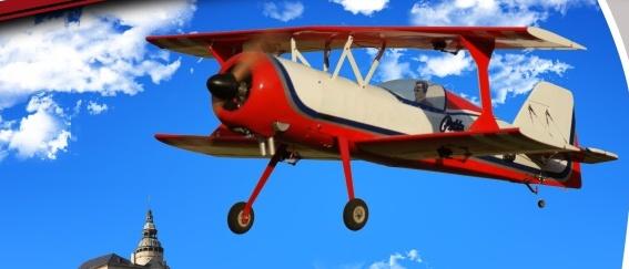 RC flying club Frýdlant Vás zve na 4. modelářský letecký den