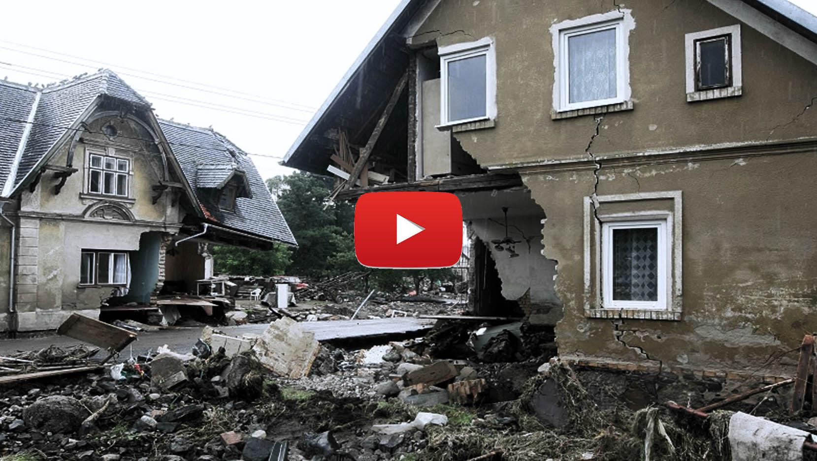 V Heřmanicích si připomněli povodně v roce 2010
