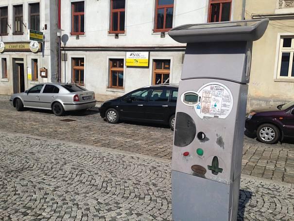 U parkování v centru Liberce přijdou změny