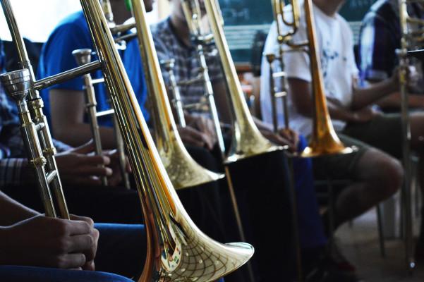 Frýdlant je opět nasycen jazzem. Letní jazzová dílna je ukonce.
