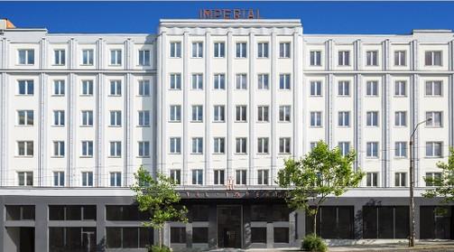 Rekonstruovaný hotel Imperial v Liberci přivítá první hosty
