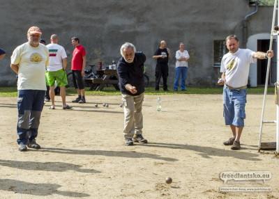 Pétanque / Lázně Libverda 2015