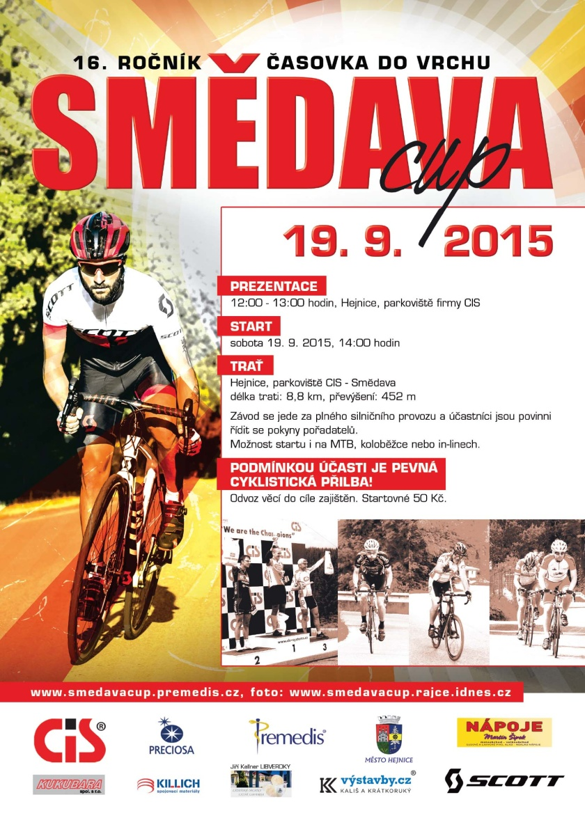 SMEDAVA CUP 2015