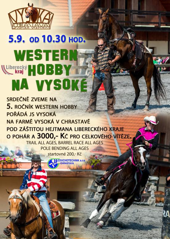 Western hobby Vysoka 2015