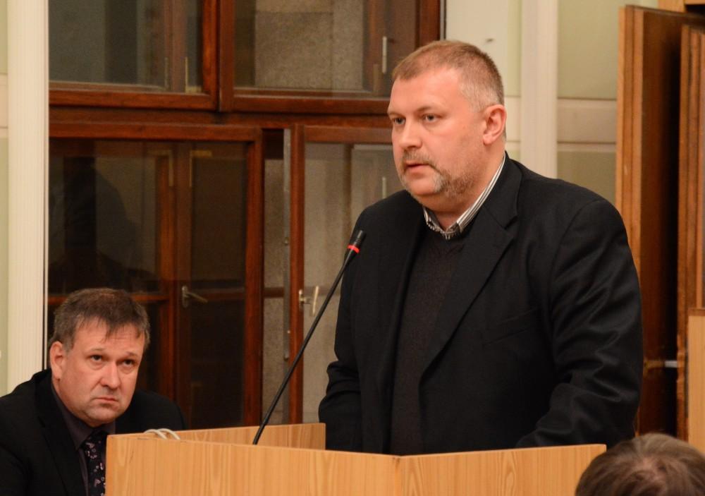 ODS do voleb v Libereckém kraji povede starosta Frýdlantu Ramzer