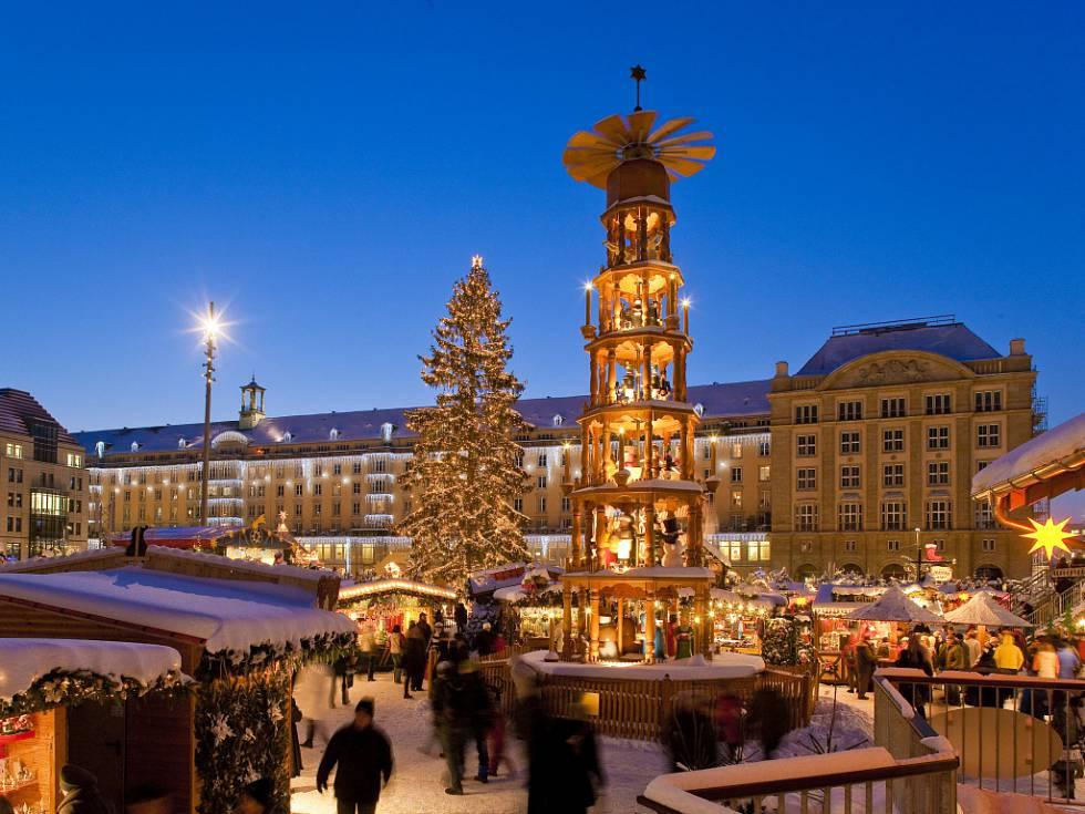 Vánoce v Drážďanech: Trhy na jedenácti místech