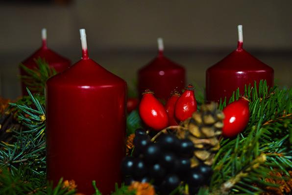 Proč slavíme advent a jíme čokoládky z kalendáře?