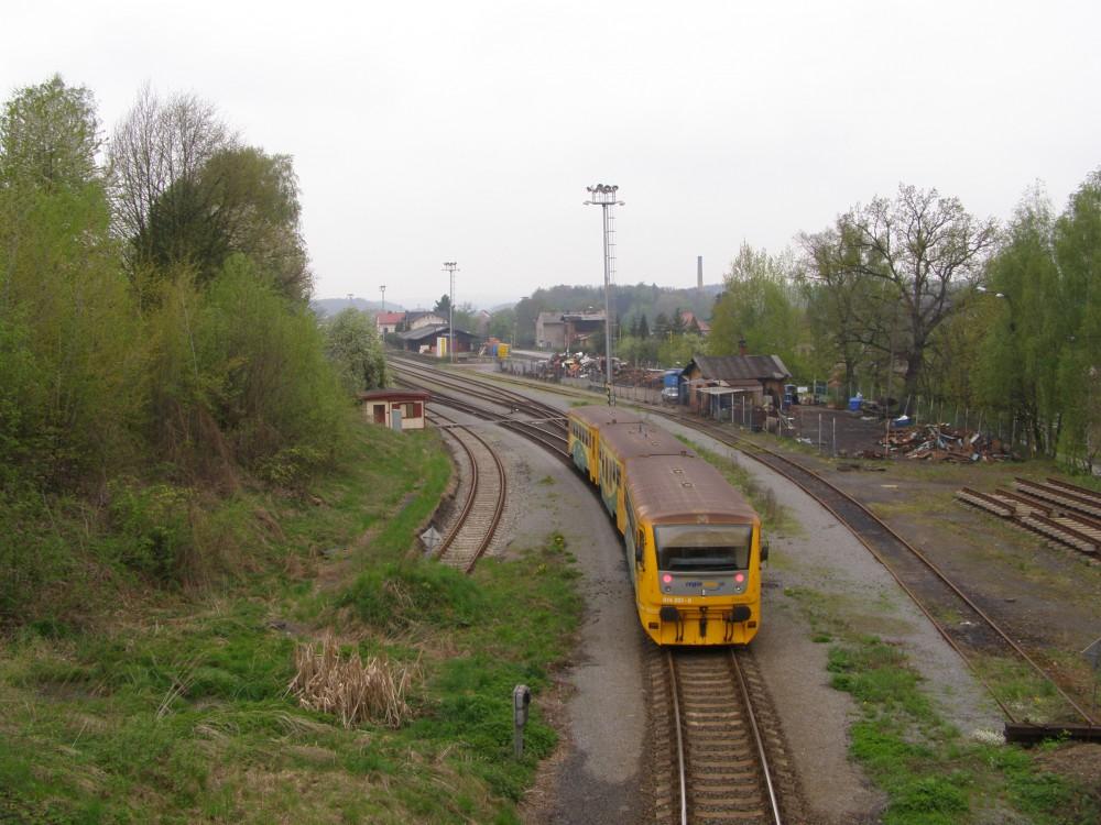 V Raspenavě a Frýdlantu se dočkají nových železničních stanic