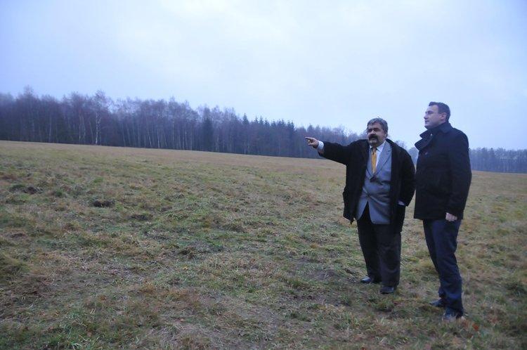 Kraj odeslal nesouhlasné stanovisko s návrhem pozemků pro vyrovnání územnímu dluhu vůči Polsku