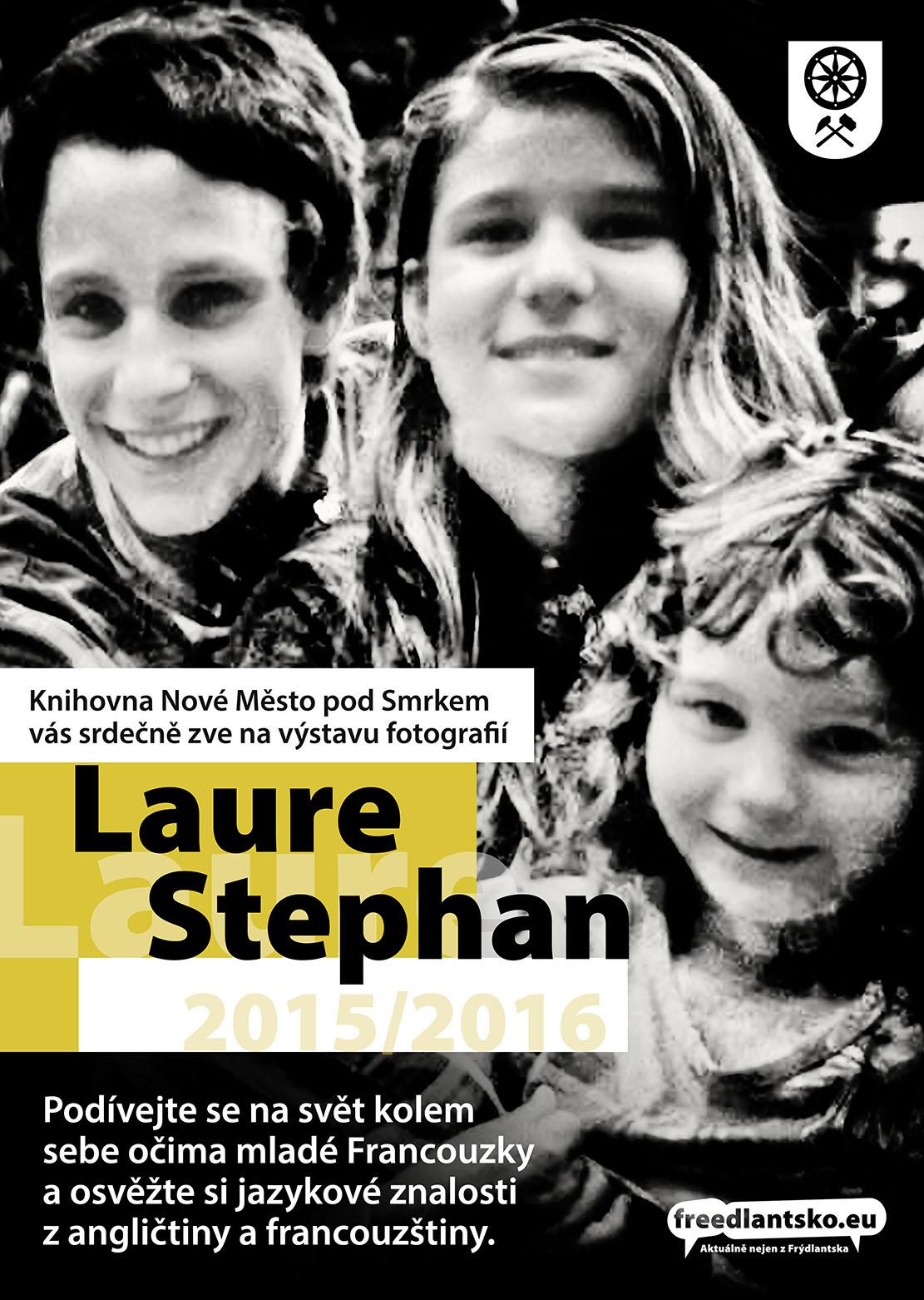 Výstava fotografií Laure Stephan