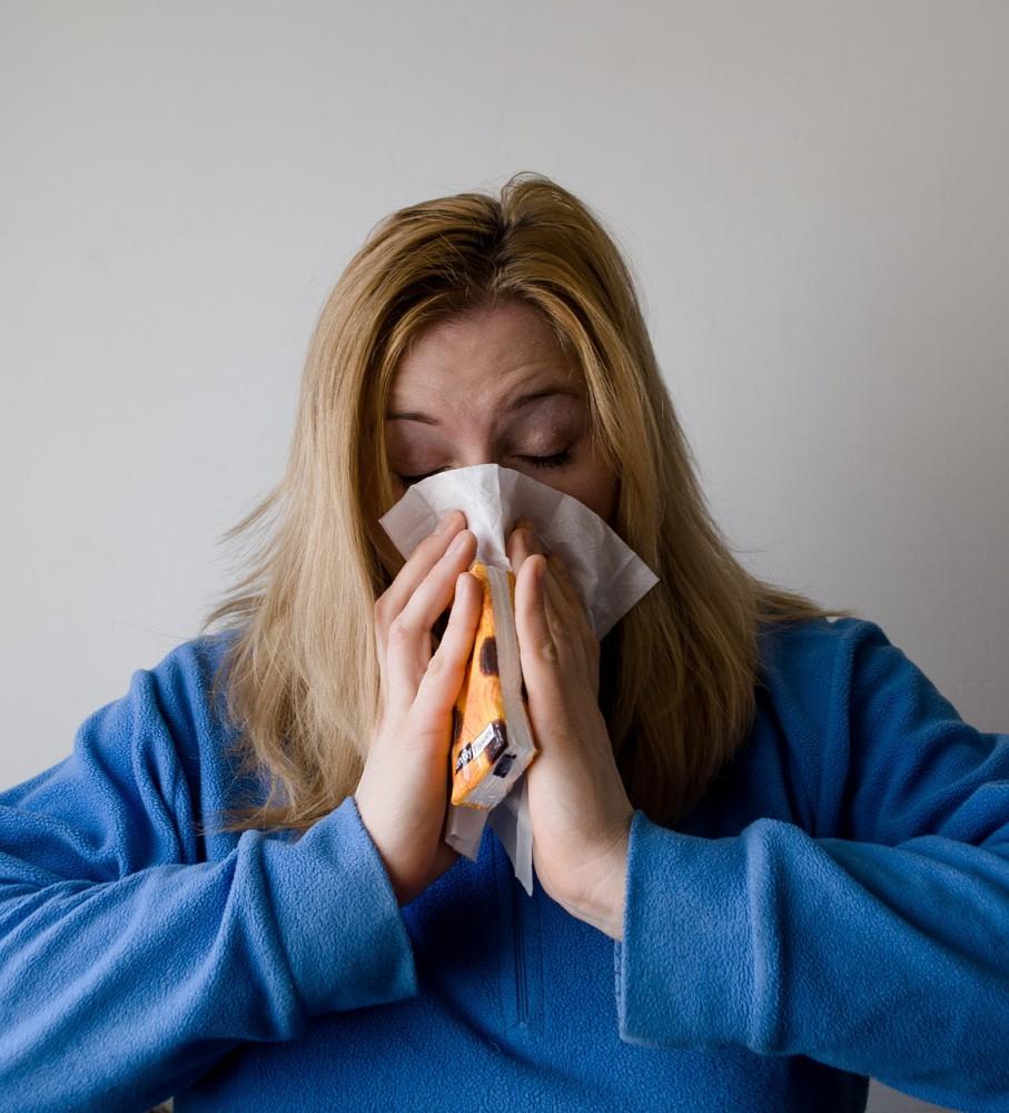 Nemocných s respiračními chorobami přibývá, chřipka trápí především děti
