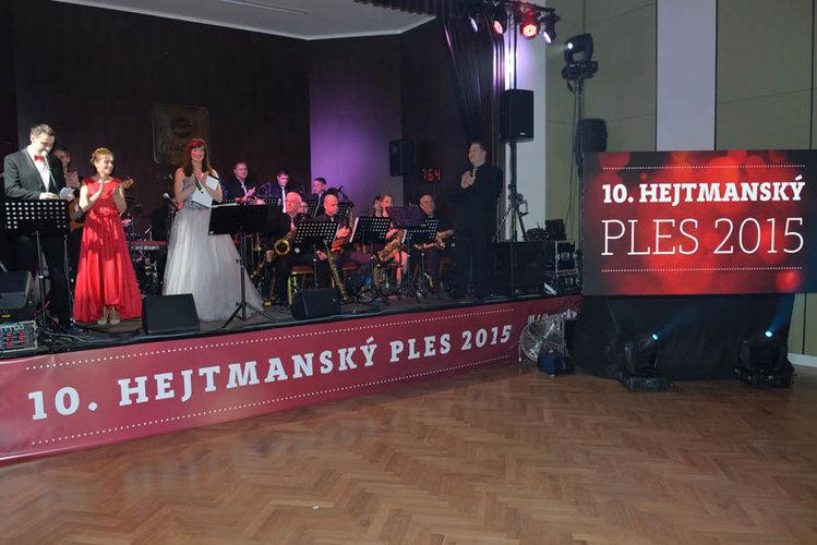 Hejtmanský ples 2015 Hotel Clarion / Zlatý Lev Liberec