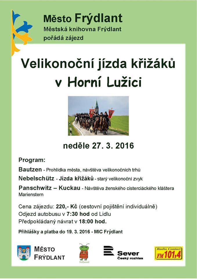 Zájezd do Horní Lužice
