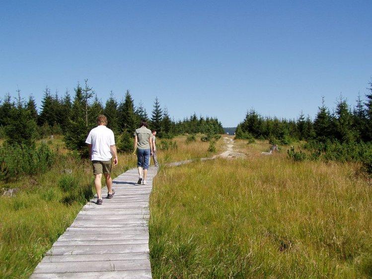 Přetížení Jizerských hor turisty řeší nový krajský plán