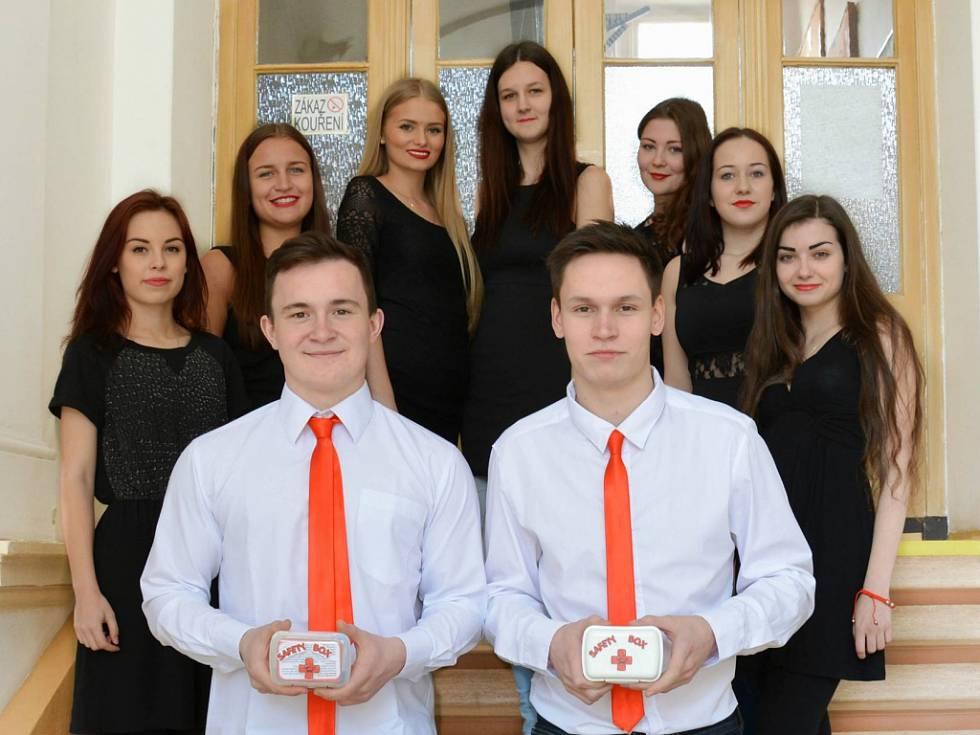 Studenti z Frýdlantu začali podnikat. Rozhodli se pro zdraví