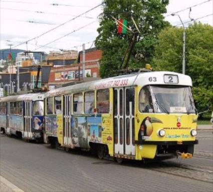 Tramvaje z vlakového nádraží do centra Liberce nahradí autobusy