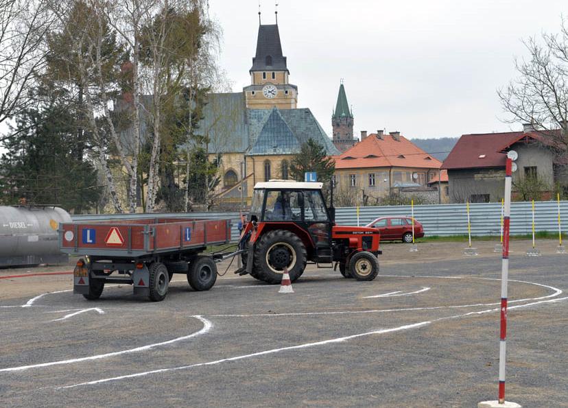 Zemědělskou sezónu ve Frýdlantu zahájí olympiádou