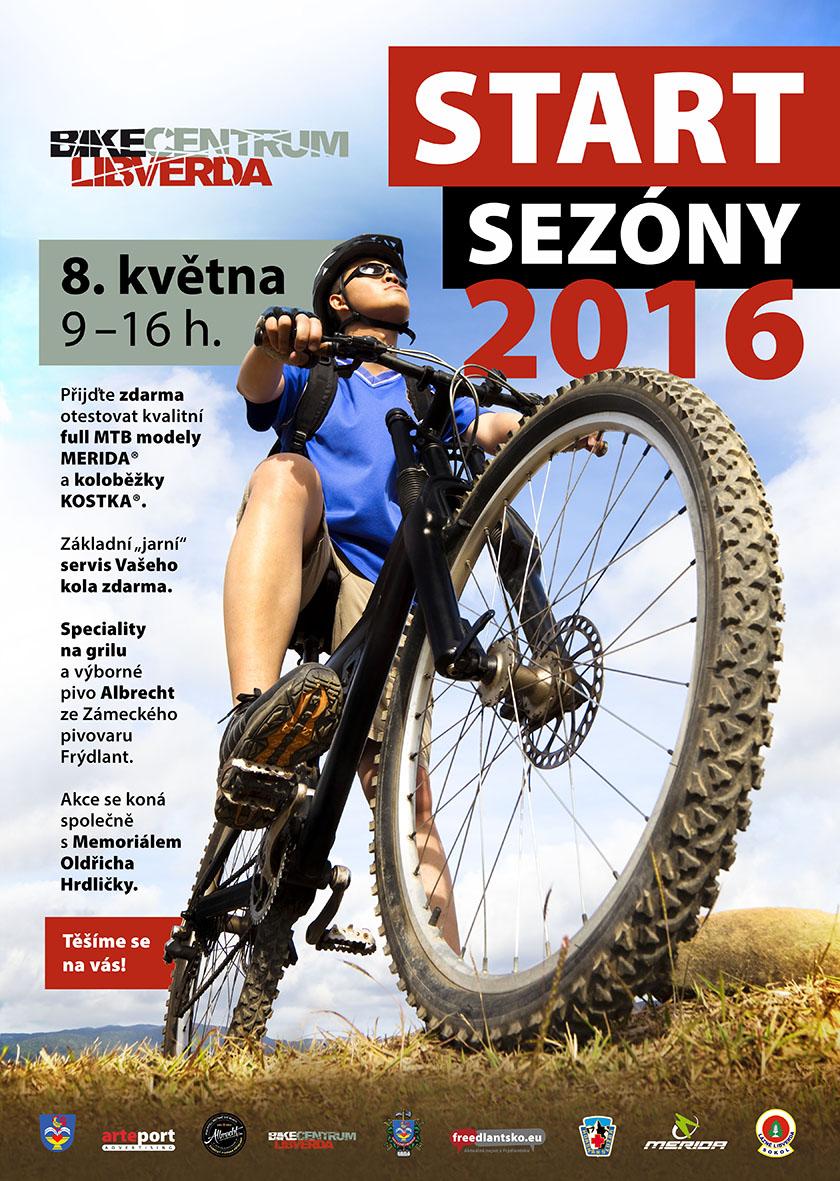 Bikecentrum Libverda zahajuje sezónu