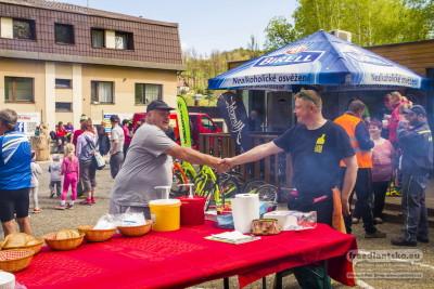 Fotografie z 56. ročníku Memoriálu Oldřicha Hrdličky a slavnostního zahájení sezóny v Bikecentru Libverda