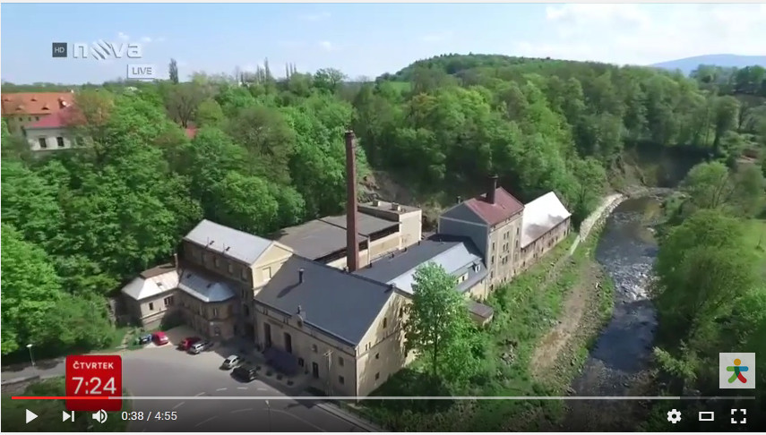 Frýdlantský zámek a pivovar v reportáži Kudy z nudy