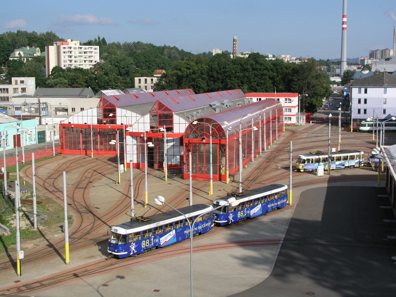 V Liberci bude netradiční závod, utká se tramvaj s běžci