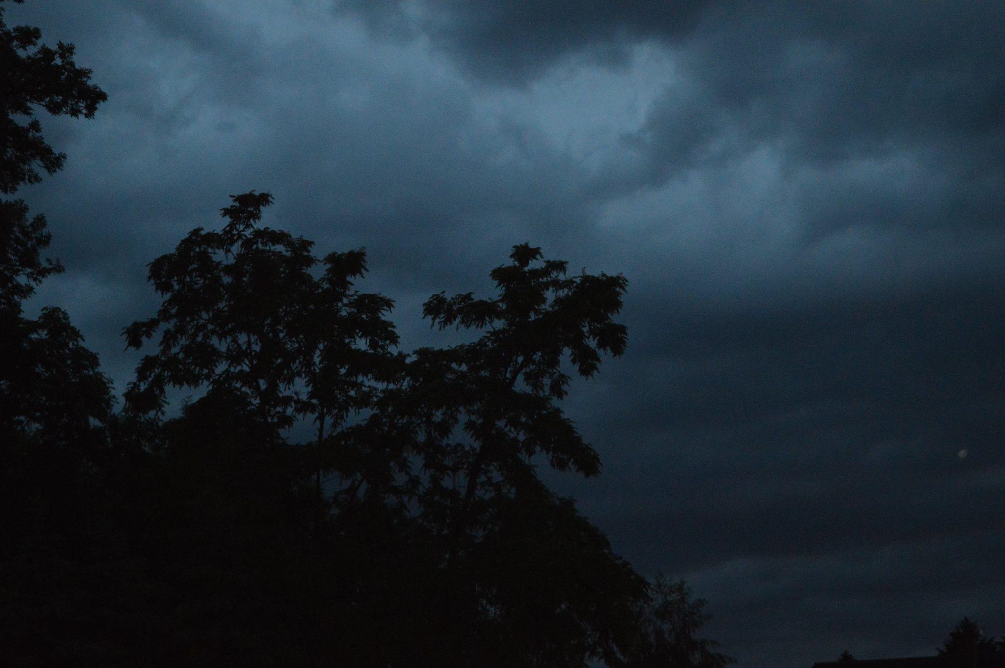 Na Liberec se ženou silné bouřky. Po vedrech přijde vytrvalý déšť a možný vzestup hladin