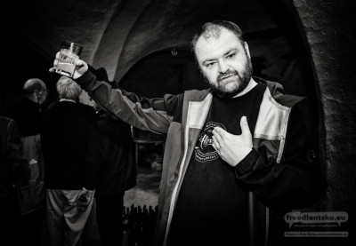 Potomci Franze Clam-Gallase V Zámeckém Pivovaru Frýdlant