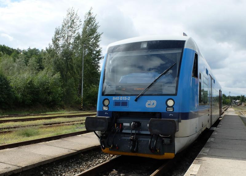 České dráhy plánují v červnu výluku na trati Raspenava – Bílý Potok