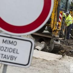 Kvůli omezení hlučnosti se připravuje další rekonstrukce silnice v Liberci