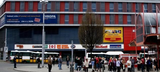 Tesco prodalo obchodní centrum Forum za více než 2 miliardy korun