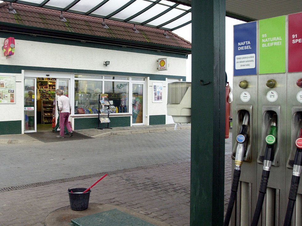 Benzín i nafta v Libereckém kraji už druhý týden zdražují