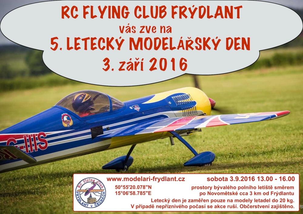 5. letecký modelářský den