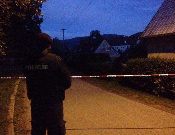 Aktualizace: O pořádný rozruch se včera večer postaral 40letý muž v Raspenavě