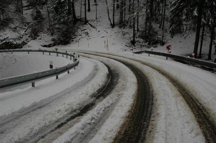 Nákladní vozidla neprojedou v případě sněhové kalamity přes Albrechtice