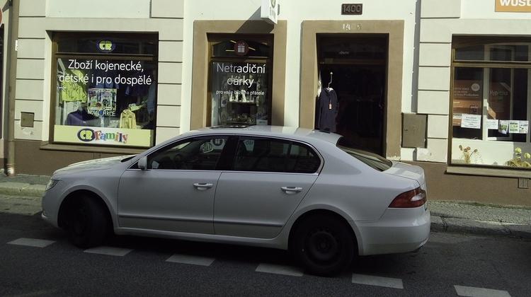Městská policie našla další hledané vozidlo