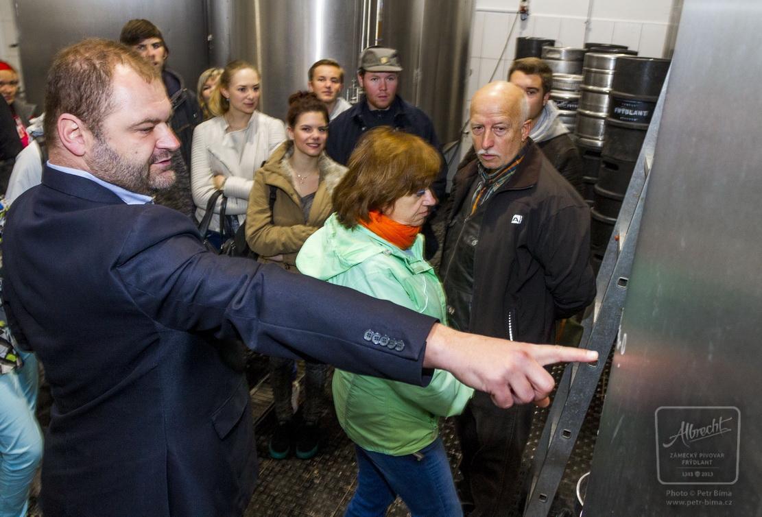 Frýdlantský pivovar se vrací k původnímu výstavu piva, jaký zde byl v dobách největší slávy