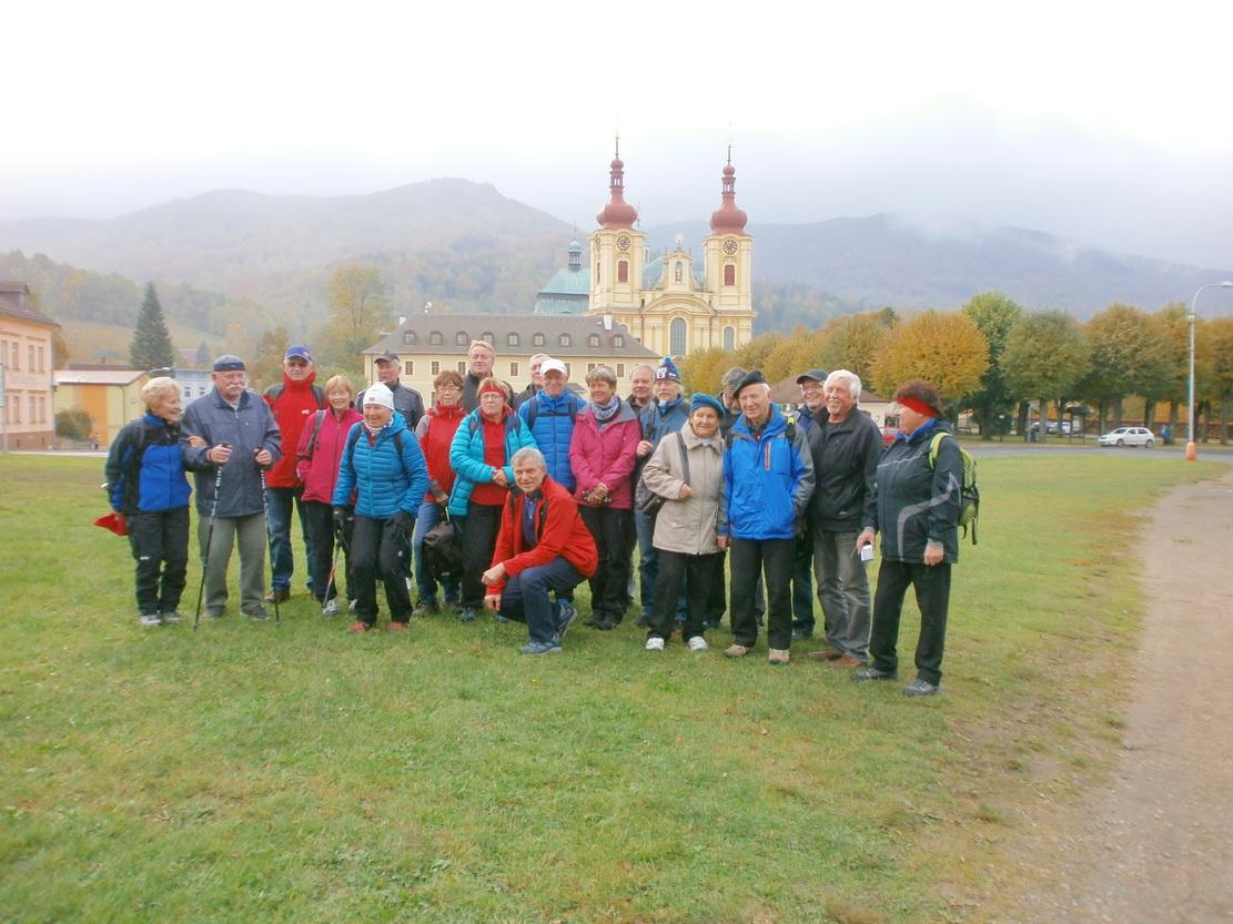 Zakládající členové Jizerské padesátky navštívili Frýdlantsko