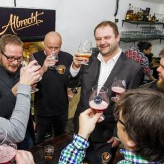 V Zámeckém pivovaru Frýdlant proběhlo slavnostní vyhlášení cen Sdružení přátel piva Pivo roku 2016
