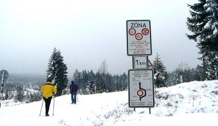 Silnice Souš–Smědava bude uzavřena do jara příštího roku