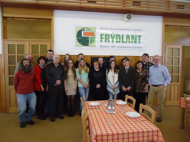 O mladé odborníky v zemědělství je zájem
