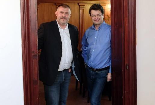 V dalším výjezdu za občany zamíří starosta a místostarosta do Albrechtic